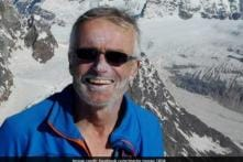 Noted British Mountaineer Among Missing Climbers on Way to Nanda Devi Peak, Rescue Op's Launched