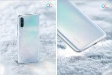 Xiaomi Mi CC9 Official Images Revealed, Takes Inspiration From Huawei's P30 Pro