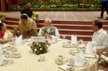 PM Modi Hosts Dinner for MPs; Sonia, Rahul Gandhi, Akhilesh Yadav Give it a Miss