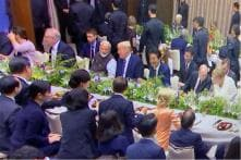 Bonhomie and Laughter on Show as PM Modi, Trump Attend Informal Dinner at G20 Summit