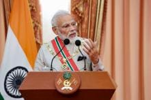 In Maldives, PM Modi Bats for Making Indo-Pacific a Region for Shared Prosperity