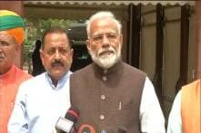 """""""Don't Bother About Numbers"""": PM Modi Tells Opposition Ahead of 17th Lok Sabha's First Session"""