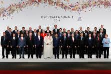 See All the Pictures from G20 Osaka Summit 2019