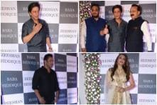In Pics: Shah Rukh Khan, Salman Khan Back At Baba Siddique's Iftar Party