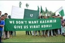 Did Pak Cricket Fans Say 'We Don't Want Kashmir, Give Us Virat Kohli' After World Cup Loss to India?