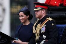 In Pics: Meghan Markle Makes First Public Appearance Since Archie's Birth, Flaunts Flashy Ring