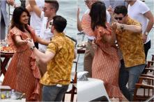 Priyanka Chopra, Nick Jonas Pack on PDA in France Ahead of Joe-Sophie's Wedding, See Pics