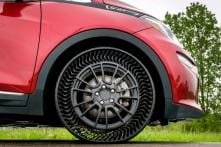 Michelin and GM to Launch Airless, Puncture-Proof Tires in 2024 - Watch Video