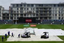 Rain, Rain Go Away, Let the Poor World Cup Get Some Play