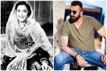 Sanjay Dutt Remembers Mother Nargis on 90th Birth Anniversary with a Throwback Picture