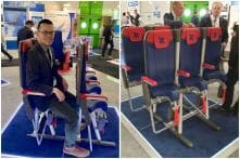 Less Legroom, More Passengers: 'Standing' Seats Unveiled at Paris Air Show Have Flyers Worried