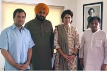 Days After Ministry Snub, Sidhu Meets Rahul Gandhi to Brief Him on 'Situation' in Punjab