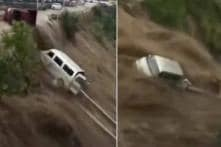 China Flash Floods: Scary Video Shows Cars Being Swept into River Following Heavy Rain