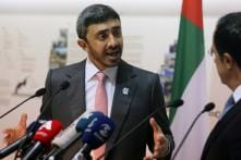 State Sponsor Behind May Oil Tanker Attacks, Says UAE's Foreign Minister