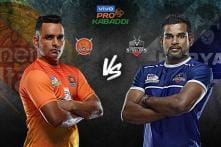 Pro Kabaddi 2019 HIGHLIGHTS, Puneri Paltan vs Haryana Steelers in Hyderabad: Haryana Beat Puneri Paltan 34-24