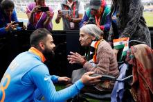 After Seeking Her Blessings, Virat Kohli Praised for Getting 87-yr-old Charulata Patel World Cup Tickets