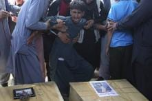 Afghanistan Vows to Crush Islamic State Havens After Suicide Bomber Kills 63 at Wedding Hall