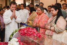 Arun Jaitley's Mortal Remains to Be Kept at BJP HQ Before Cremation; Leaders Pay Respects