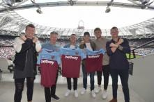 Tim Paine & Co Taste Defeat in London as West Ham's Newest Fans