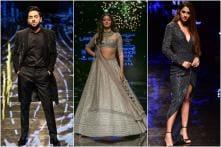 Ayushmann Khurrana, Disha Patani Turn Showstoppers at Lakme Fashion Week 2019