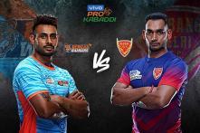 Pro Kabaddi 2019 HIGHLIGHTS, Bengal Warriors vs Dabang Delhi KC in Chennai: Delhi vs Bengal Ends in Tie