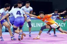 Pro Kabaddi: Tamil Thalaivas, Puneri Paltan Play Out 31-31 Draw in Chennai