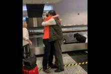 Watch: Man Meets His Brother at US Airport for the First Time in 20 Years