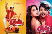 Varun Dhawan, Sara Ali Khan Look Like the Perfect Couple in Coolie No 1 Posters