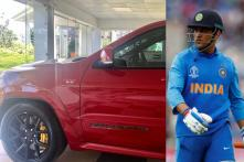 MS Dhoni Buys Jeep Grand Cherokee SRT SUV Worth Rs 1.12 Crore