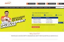 DishTV is Adding Free Viewing Days With a Long Term Recharge For Your DTH Connection