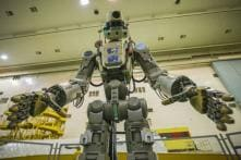 Russian Humanoid Robot 'Fedor' Heads for Space On-board Soyuz MS-14 Test Flight