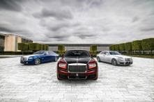 Rolls-Royce Announces Ghost Zenith Collection to Commemorate its Exit