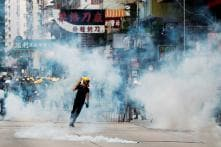 Hong Kong Offers Sweeteners as Economy Stalls Amid Pro-democracy Protests