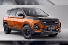 MG Hector SUV Modified to Look Like an Off-Roading Beast