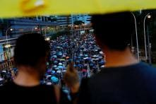'Get Those Foreign Agents Outta Town': Chinese State Media Pump Up Jam to Slam Hong Kong Protests