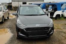 Hyundai Grand i10 Nios Spotted at a Dealership Ahead of Launch Tomorrow - Watch Video