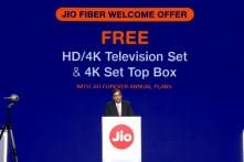 Reliance Jio Fiber: Roll-Out in September, Prices Start Rs 700 And Free 4K TV With Annual Plans