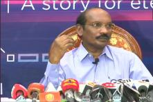'Our Heart Was Almost Stopping', Says ISRO Chief K Sivan on Chandrayaan-2 Entering Moon's Orbit