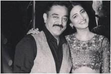 Shruti Haasan Pens Heartwarming Note on Dad Kamal Haasan Completing 60 Years in Films