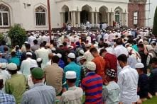 Eid in J&K Passes off Peacefully Barring few Incidents, Says Inspector General SP Pani