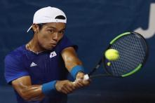 South Korean Lee Duck-hee Becomes First Deaf Player to Win ATP Main Draw Match