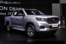 MG Extender Unveiled in Thailand, Based on Maxus T70 Pick-Up Truck
