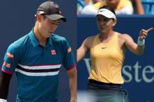 Cincinnati Open: Nishikori Shocked by Countryman Nishioka, Halep Fights Off Alexandrova