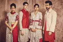 Designer Kshitij Choudhary Unveils His New Collection 'Ohara'