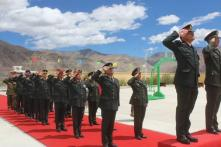 Indian, Chinese Armies Meet to Celebrate PLA's Foundation Day