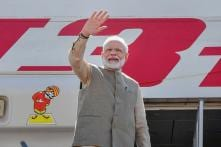 After Concluding France Tour, PM Narendra Modi Leaves for UAE from Paris