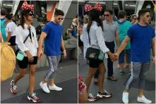 Priyanka Chopra Turns Minnie Mouse for Play Date with Nick Jonas at Disney World