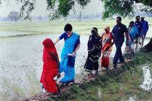Priyanka Gandhi Vadra Meets Victims of Sonebhadra Violence
