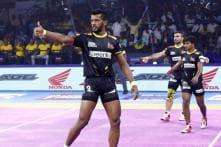 Pro Kabaddi: Siddharth Desai Steers Telugu Titans to Win Over Haryana Steelers