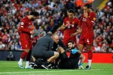 Liverpool Goalkeeper Alisson Out For 'Next Few Weeks', Says Jurgen Klopp